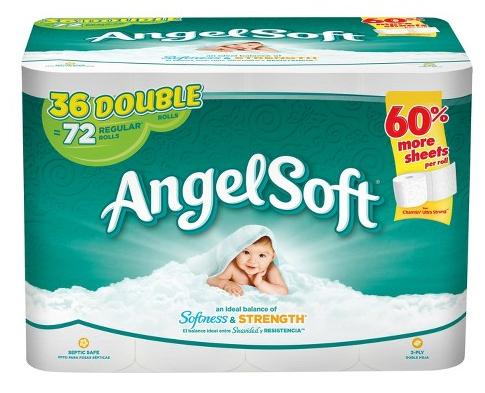 FREE $10 GIFT CARD Select Bath Tissue SALE