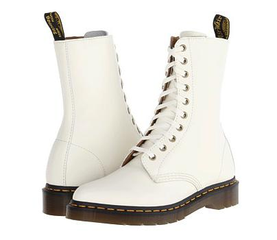 Dr. Martens Dr. Martens Alix 10-Eye Zip Boot @ 6PM.com