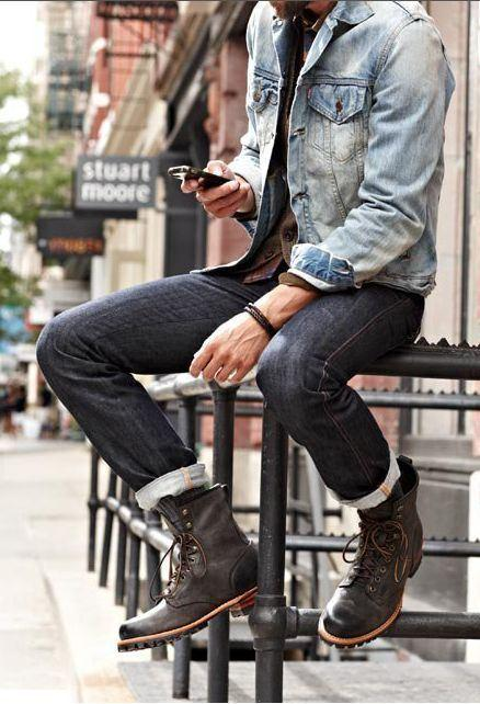 Up to 60% Off Select Steven Madden Men's Boots @ 6PM