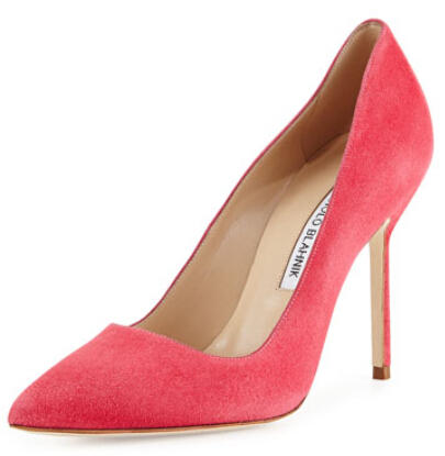 Up to 40% Off + Extra 25% Off Select Manolo Blahnik Shoes @ Neiman Marcus