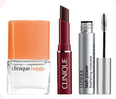 Free Trio with any $30 purchase @ Clinique