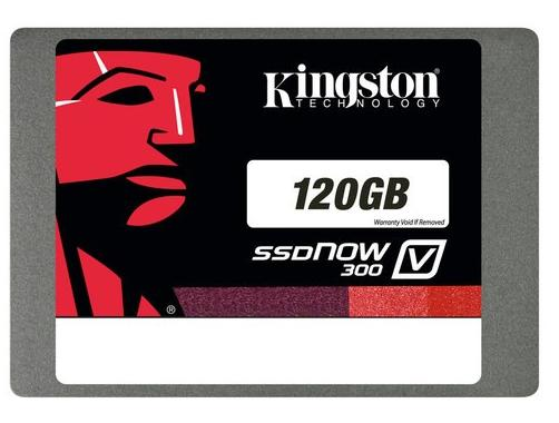Kingston - SSDNow V300 120GB Internal Serial ATA III Solid State Drive for Laptops