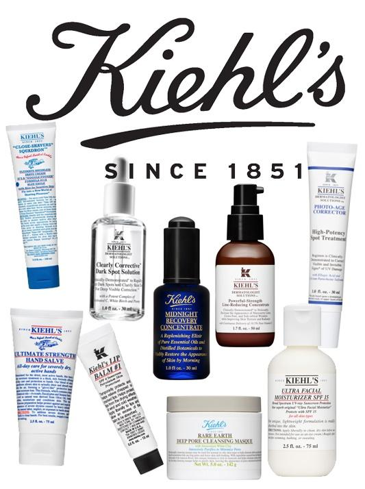 Free Shipping with Orders over $35 @ Kiehl's