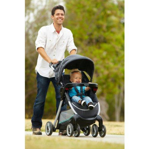 Lowest Price Ever! Graco FastAction Fold Classic Connect Stroller
