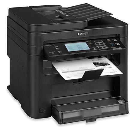 $89.99 Canon imageCLASS MF216n Black & White Laser Multifunction Printer