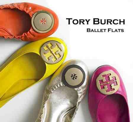 Up to 60% Off Tory Burch Shoes