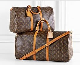 Up to 40% Off Pre-owned Louis Vuitton Keepall Sale @ MYHABIT