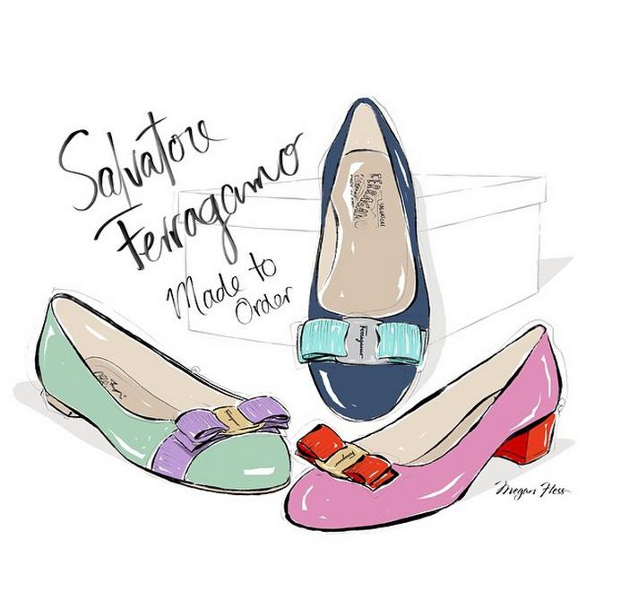 Up to $300 Gift Card Salvatore Ferragamo Shoes and More @ Bergdorf Goodman