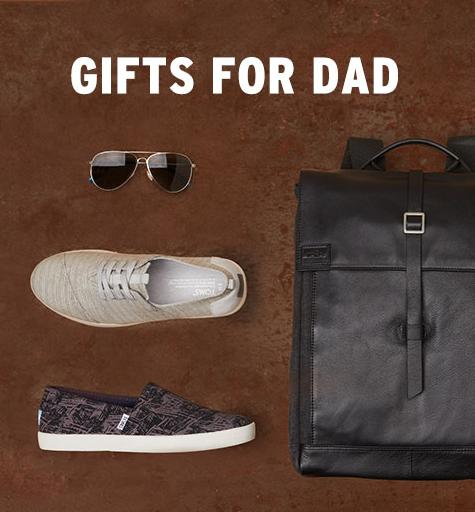 $10 Off  with $60 or More Purchases of Full-priced Men's Products @ TOMS
