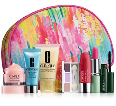 Free 8-Piece Gift with Any Clinique Purchase of $32 or More @ Lord & Taylor