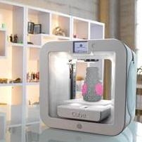 3D Systems Cube 3 3D printer - Dual Extruders for 2 color printing