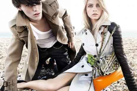 Up to 40% Off + Extra 25% Off Burberry Brit @ Neiman Marcus