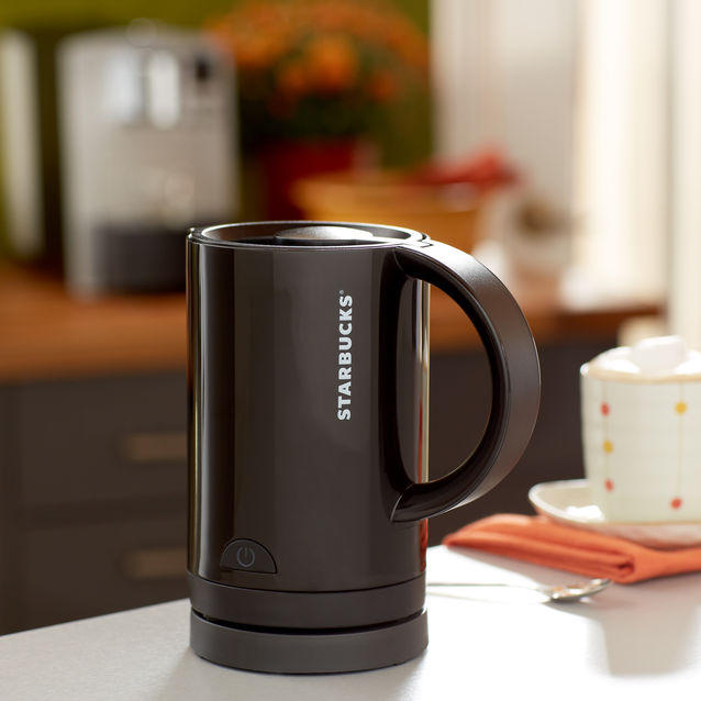 $29.99 Starbucks® Verismo™ Electric Milk Frother
