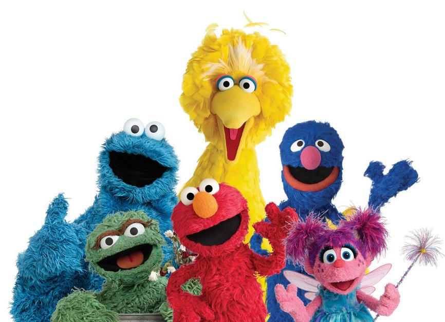 Dealmoon Exclusive: $15 Sesame Street Characters @ 800Bear