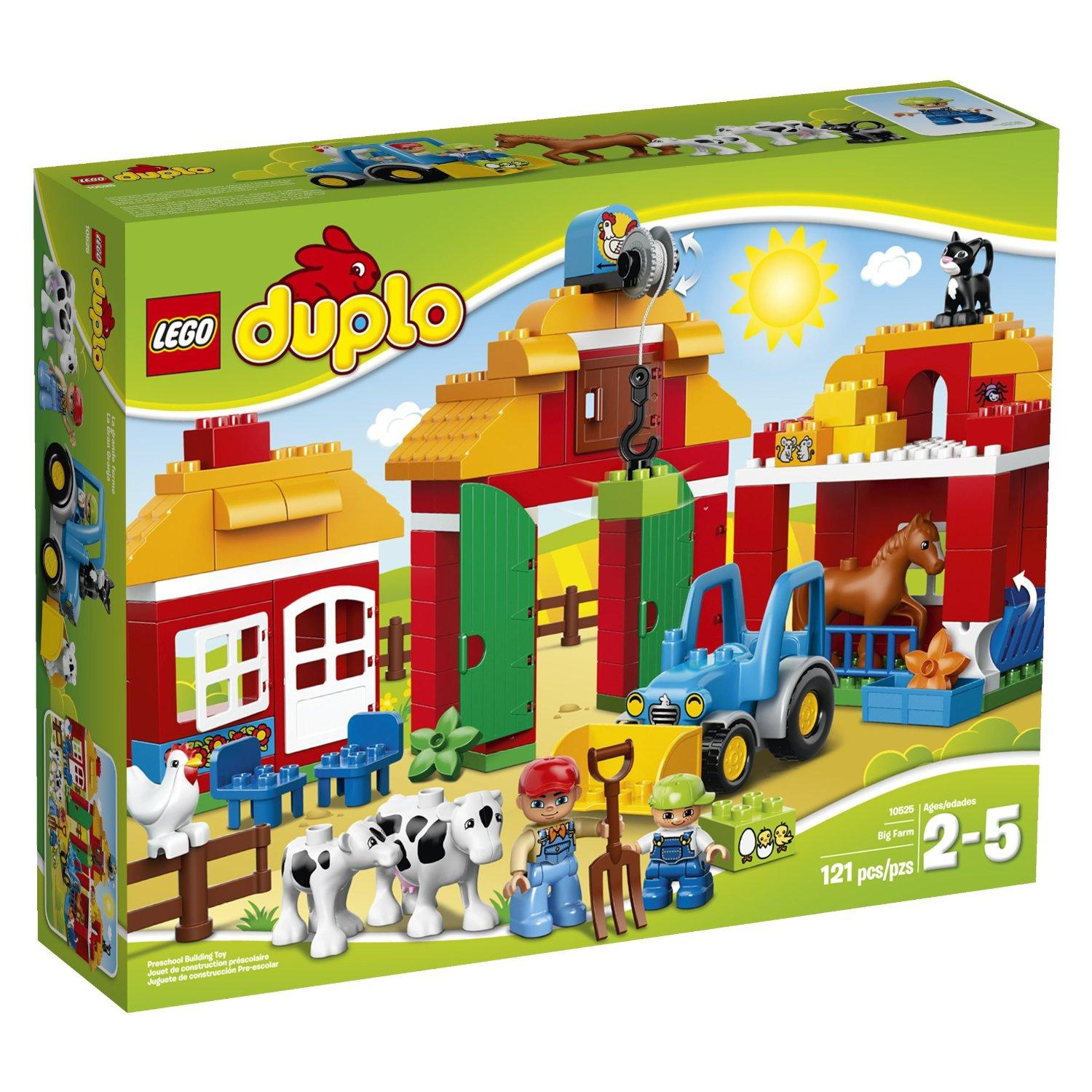 DUPLO LEGO Ville 10525 Big Farm