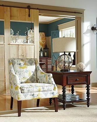 25% Off + Free Shipping Selected Chairs @ Ashley Furniture Homestore