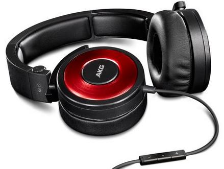 $29 AKG K619 High-Performance On-Ear DJ Headphones