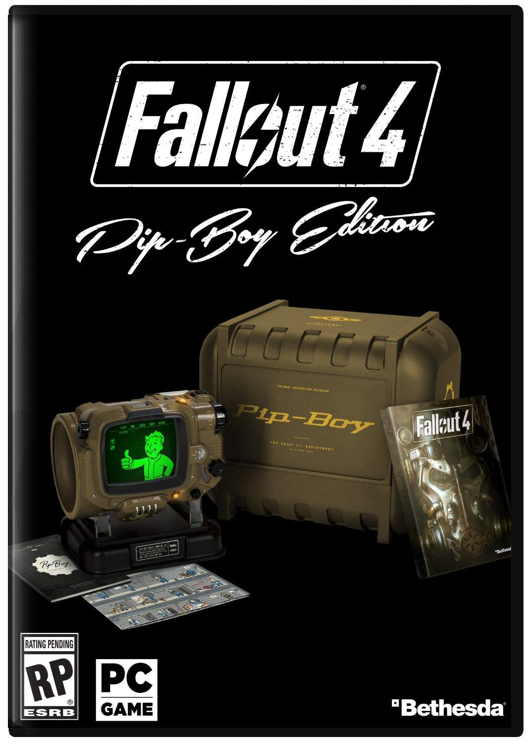 $119.99 Fallout 4 Pip-Boy Edition