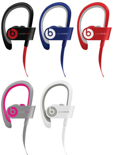 $129.99 Beats by Dre Powerbeats 2 Wireless Bluetooth In-Ear Earbud Headphones