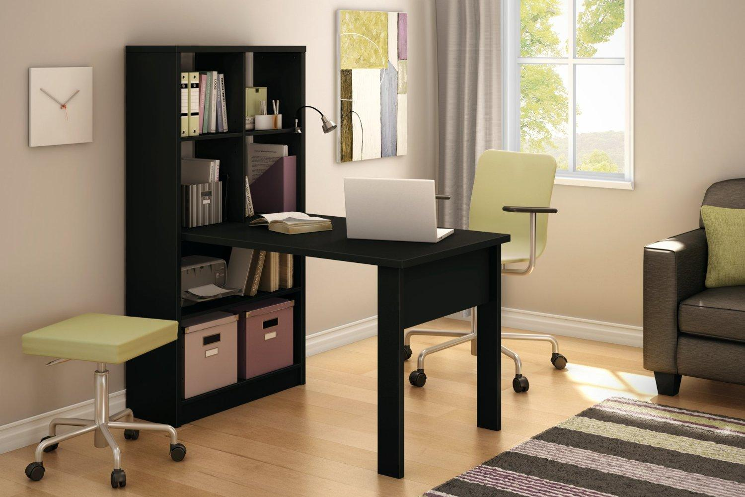 $159 South Shore Annexe Craft Table and Storage Unit Combo