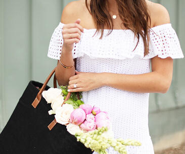 From $25 Select Off the Shoulder Tops @ Nordstrom