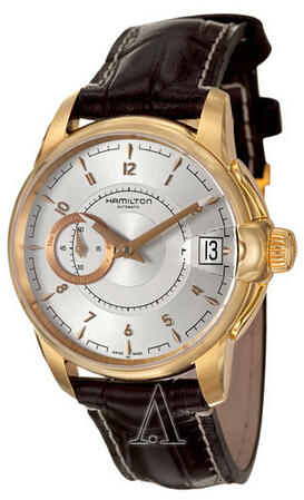 Hamilton American Classic Railroad Petite Seconde Men's Watch H40645555 (Dealmoon Exclusive)