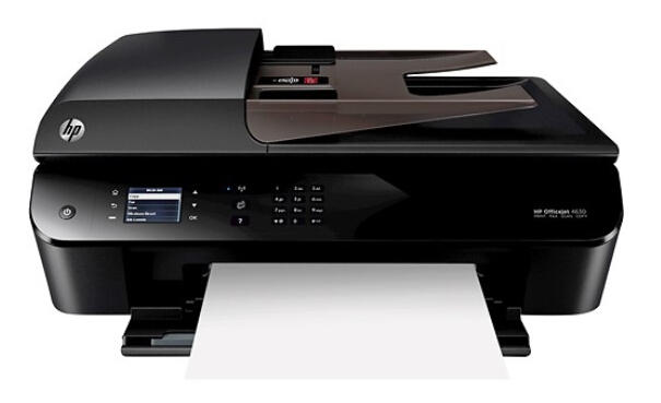 HP Officejet 4630 Wireless e-All-In-One Printer