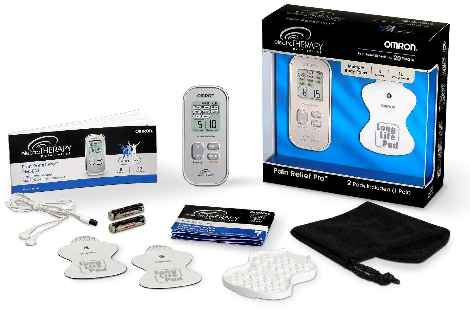 $38.15 Omron Pain Relief Pro PM3031