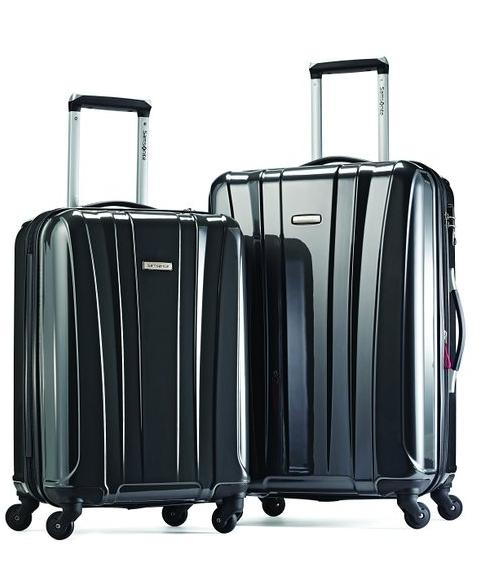 $149.99 Samsonite Bora Lightweight Two-Piece Hardside Spinner Set