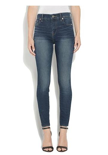 Lucky Brand Women's High Rise Olivia Skinny Jeans