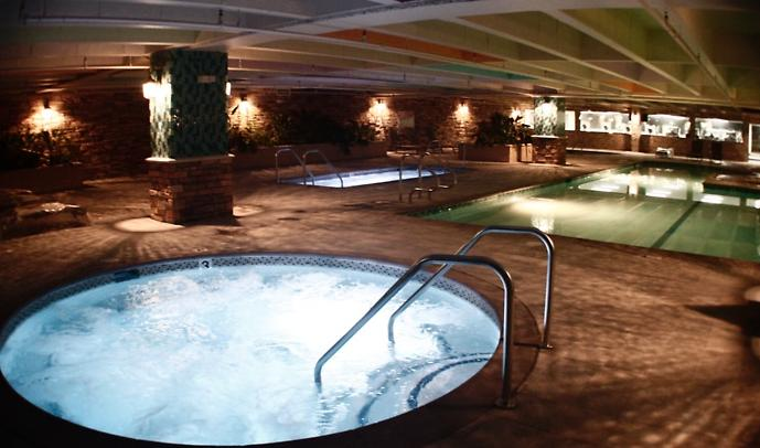 $11.25 One-Day Pass to Spa Palace @ Groupon