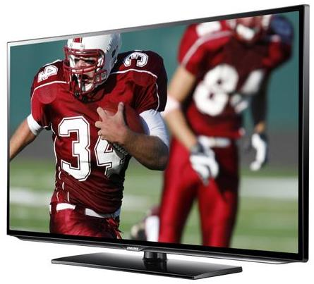 "$349.99 Samsung 46"" 1080p LED-Backlit LCD HD Television"