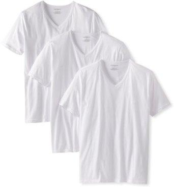 Emporio Armani Men's 3-Pack V-Neck Regular Fit