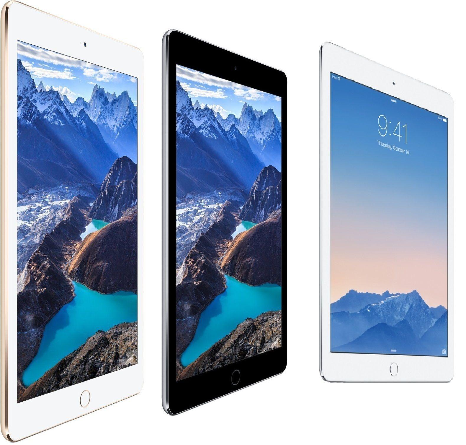 $100 off Apple iPad Air 2 with WiFi @ Staples