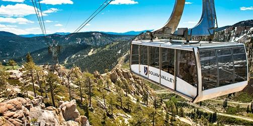 $39 Squaw Valley Tram Ride for 2 (CA)