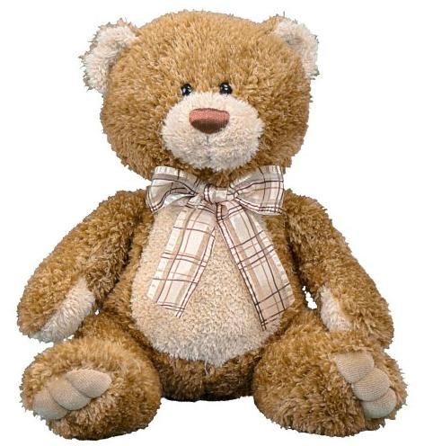 $14.98 Plush Brown Sugar Bear (Dealmoon Exclusive)