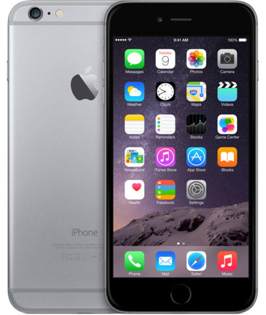 $689.99 Apple iPhone 6 Plus 16GB Factory Unlocked (A1524GSM)