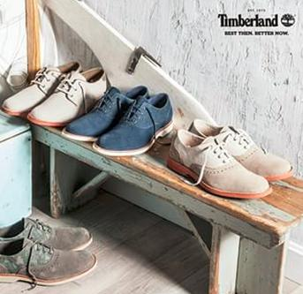 Extra 30% Off + Extra 10% offSale Items @ Timberland