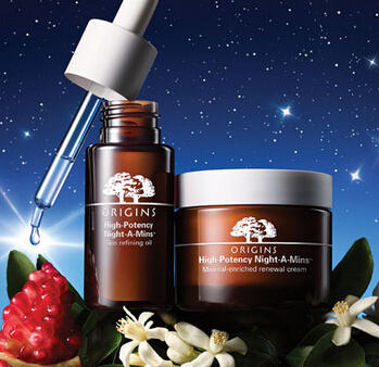 3 Free Samples + Travel Bag with $30 Purchase @ Origins