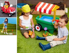 Up to 40% Off Little Tikes Playthings