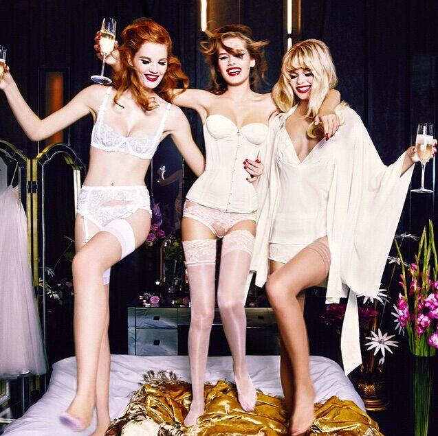 Discover Sexy Lingerie, Nightwear and Swimwear on SaleUp to 70% Off Sale @ Agent Provocateur