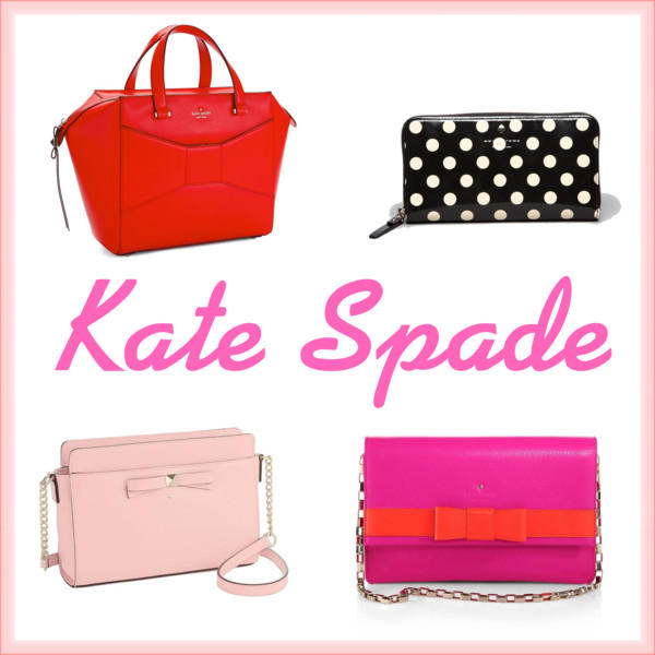 Up to Extra 35% Off Kate Spade Handbags and More Sale @ Neiman Marcus