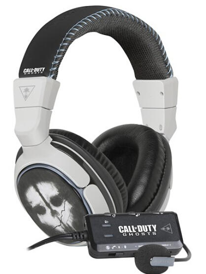 $39.99 Turtle Beach - Call of Duty: Ghosts Ear Force Spectre Limited Edition Premium Gaming Headset