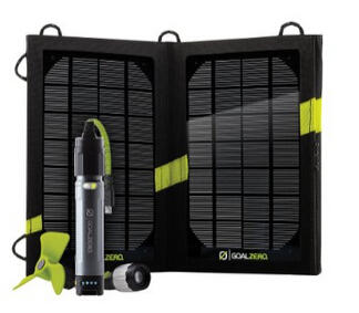 $84.49 Goal Zero (21013) Switch 10 USB Recharger and Solar Panel Multi-Tool Kit