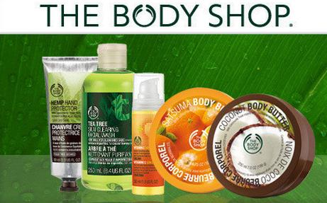 Up to 75% Off  Summer Sale @ The Body Shop