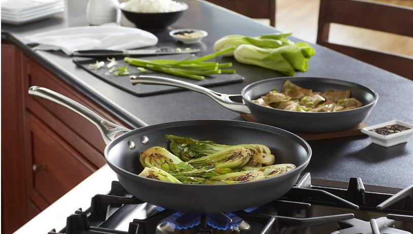 $42.49 Calphalon 2-pc. Contemporary Nonstick Fry Pan Set
