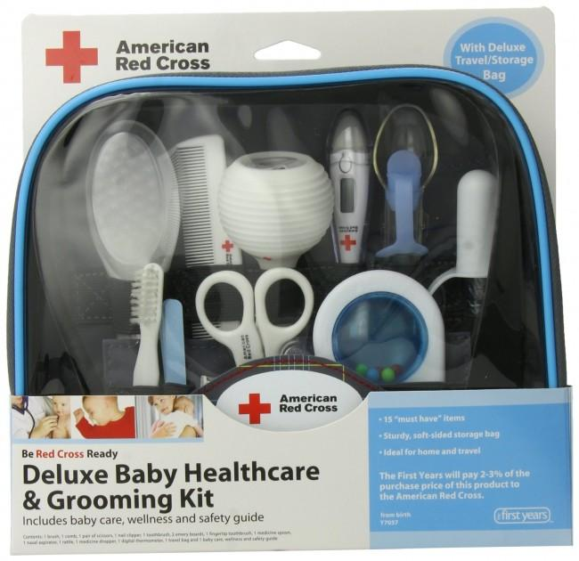 $14.68 The First Years Baby Healthcare and Grooming Kit
