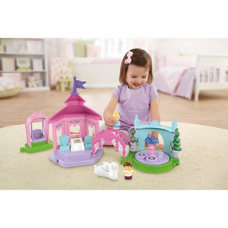$25 Fisher-Price Little People Disney Princess Garden Party Playset