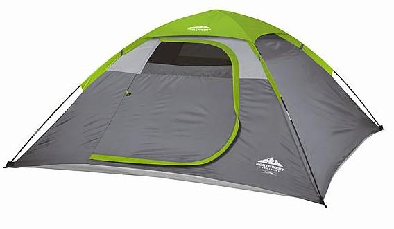 Northwest Territory River's Edge Dome Tent - Green