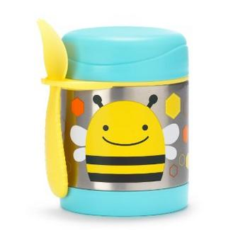 Skip Hop Zoo Insulated Food Jar, Bee @ Amazon